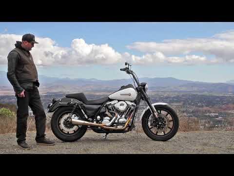 Bike Check with Mike Deutsch's Harley-Davidson FXR