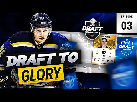 NHL 17 DRAFT CHAMPIONS | DRAFT TO GLORY #3 'THE BEST AND WORST PLAYERS'