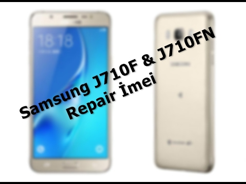 Samsung J710F & J710FN Repair İmei