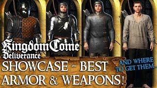 Kingdom Come: Deliverance - Best Armor & Weapons