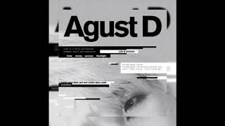 Agust D - Give It To Me (Audio)