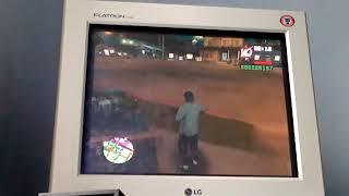 Как сделать вид от первого лица без модов в GTA San Andreas