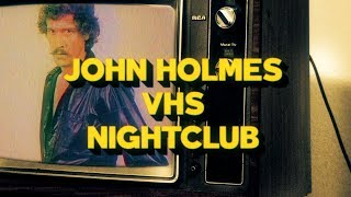 PERTURBATOR - John Holmes VHS Nightclub (Music Video)