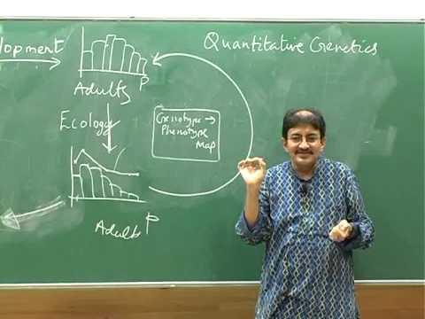 Amitabh Joshi - Basic genetics