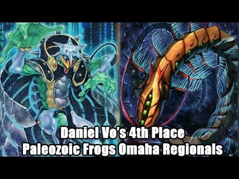 4th Place Daniel Vo's Paleozoic Deck Profile & Report Omaha Regionals