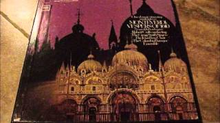 """MONTEVERDI Vespers of 1610 """"Vespro della Beata Vergine""""- Robert Craft"""