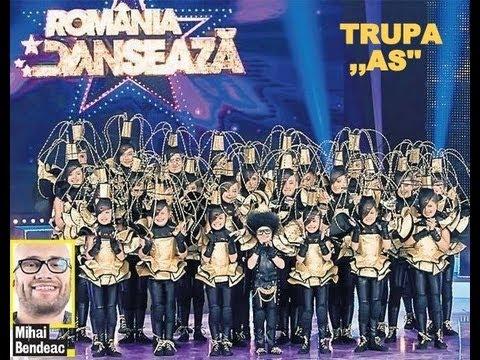 Trupa AS - Best of ... Romania Danseaza!