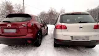 Mazda cx5 vs VW Tiguan.mp4