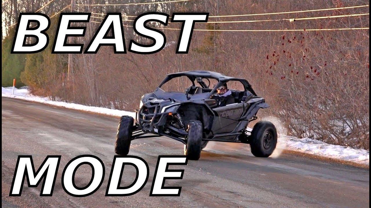 Trinity Racing Extreme Drive Belt Can-Am Maverick X3 Turbo 2018