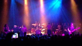 The Holly Springs Disaster - My Pet Monster LIVE (Toronto Dec 19th 2014)