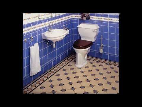 Victorian era bathroom designs