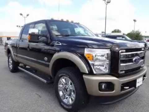 King Ranch Ford >> 2013 FORD F-250 FX4 KODIAK BROWN KING RANCH HERE AT FORD ...