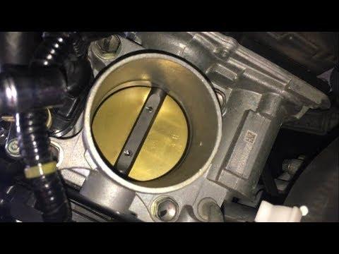 Honda Civic Throttle Body Cleaning DIY (2006-2015)