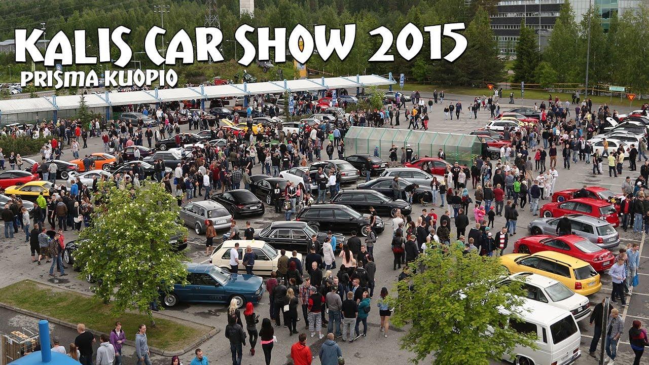 Kalis Car Show 2015 by JTmedia.fi
