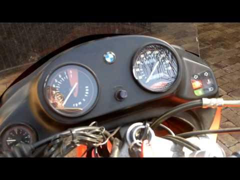 1998 BMW F650 ST