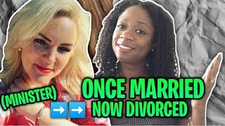 FROM MARRIAGE TO DIVORCE(Minister) / What She Wish She Knew Before She Got Married / Natalie Diamond