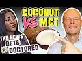Real Doctor Reacts To Absurd MCT OIL & COCONUT OIL Claims