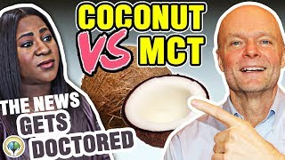 Real Doctor Reacts To Absurd MCT OIL COCONUT OIL Claims