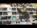 Come Shop with Me ~ Thrift Store (Value Village)