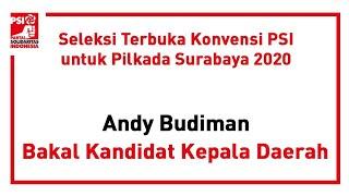 SELEKSI WAWANCARA DENGAN BRO ANDY BUDIMAN