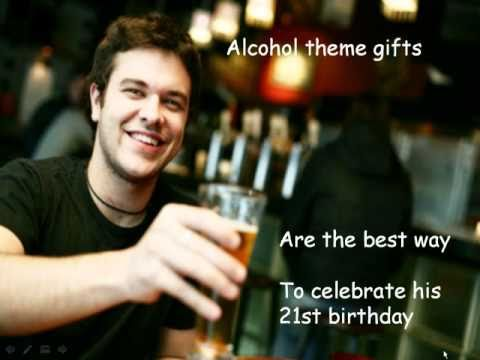 21st Birthday Gift Ideas For Brother