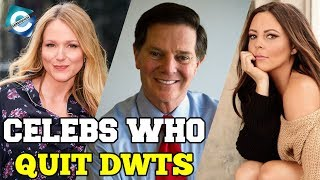 Baixar Stars who left Dancing with the Stars | Tom Delay, Sara Evans & more