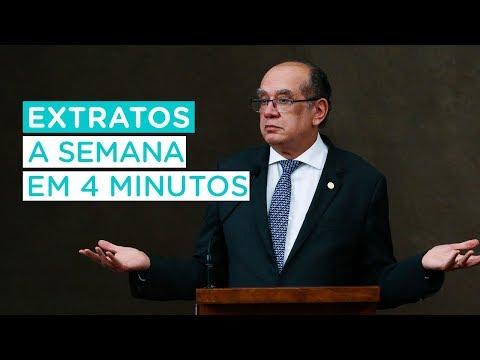 Extratos: Privatizações, as decisões de Gilmar Mendes e mais