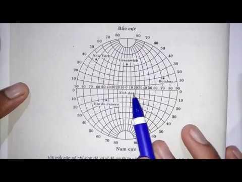 Toán học lớp 10 – Hình học – Bài 4 – Hệ trục tọa độ – Tiết 1