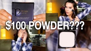 $100 POWDER WTF ? | First Impressions