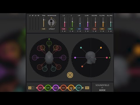 Introducing the SoundField by RØDE Plug-In