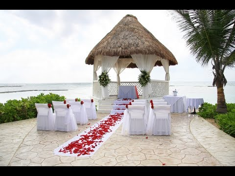 How To Decorate For A Wedding Youtube