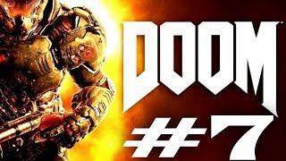 Прохождение игры DOOM 4.Аргент Комплекс уничтожен.Часть 7.