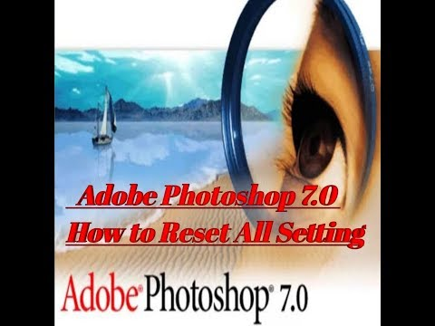 Adobe Photoshap 7.0_How To Reset All Settings Adobe Photoshop 7.0 In [urdu.hindi]_ark.official