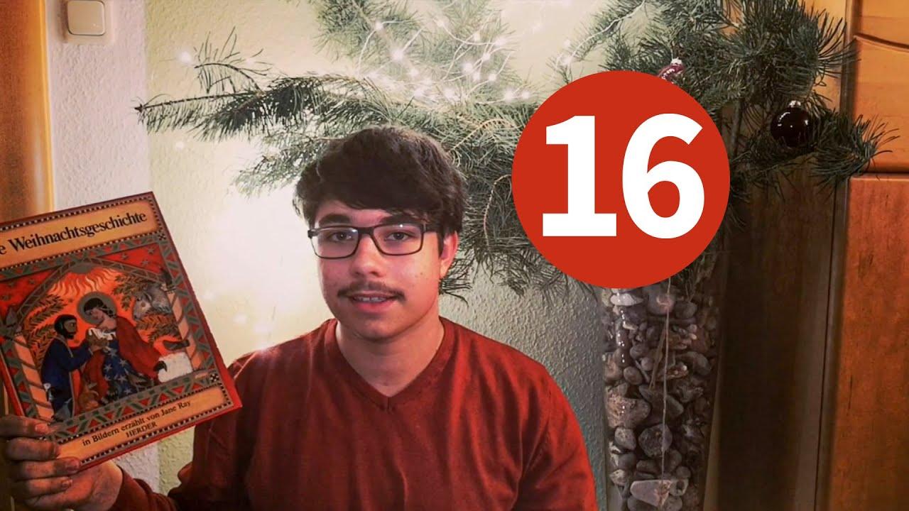 Türchen 16 - Danilo und die Weihnachtsgeschichte