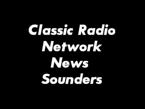 Classic Radio Network News Sounders
