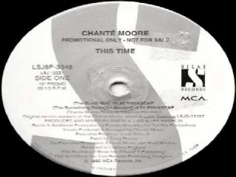 Chanté Moore -- This Time (Frankie Knuckles Bomb Mix )