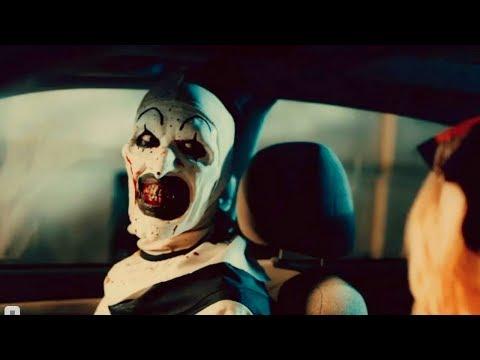 6 страшных фильмов про клоунов!