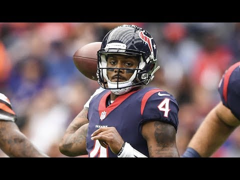 Deshaun Watson Sets Rookie Record in Win Over the Browns | Stadium