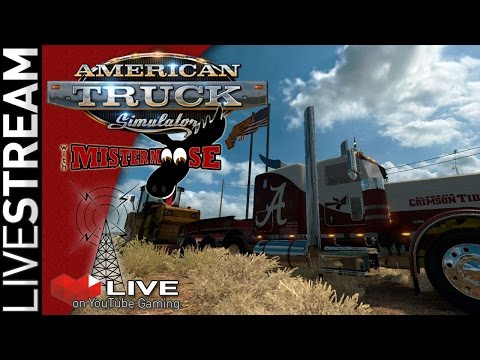 LiveStream: 6/7 American Truck Simulator - 17000 Sub Appreciation