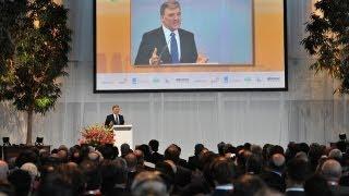 Cumhurbaşkanı Gül, Hollanda-Türkiye İş Forumu'nda Türkiye'yi Anlattı-17.04.2012
