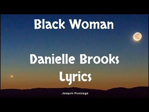 Black Woman - Danielle Brooks (Lyrics / Letra) Mp3