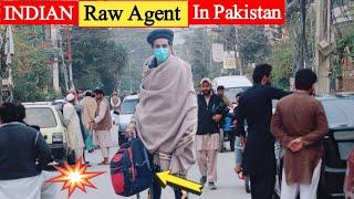 Fake Indian RAW Agent Prank in Pakistan | First Time in Pakistan | Pindi Gang