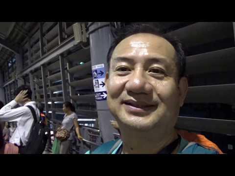Bangkok Airport to Khaosan Road Public Transportation, Visit Thailand 2