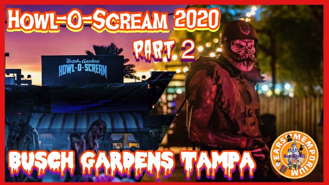 maxresdefault - Busch Gardens Howl O Scream 2017 Tickets