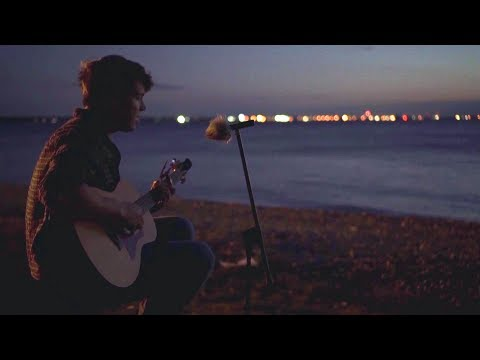 Khalid - Location (Live Acoustic Cover On The Beach)