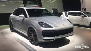 2019 Porsche Cayenne Walk-Around Chicago Auto Show 2018