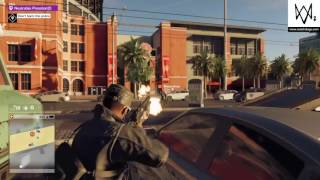 Watch dogs 2 multiplayer montage