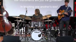 I Am The Drums | Terri Lyne Carrington | TEDxYouth@BeaconStreet