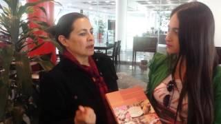 ENTREVISTA A ALMA CERVANTES COTA - INVESTIGADORA DE LA COCINA MEXICANA