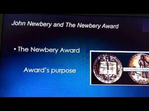 John Newbery and the Newbery Award